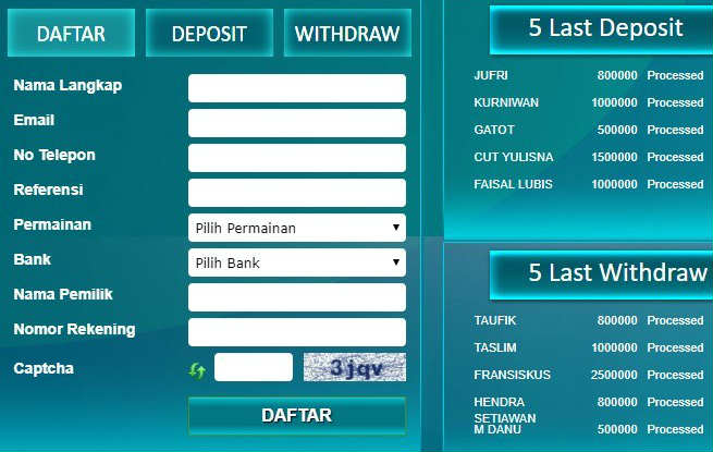 withdrawal agen judi bola online sbobet
